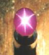 Small picture of a Star Ruby