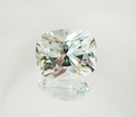 A cushion cut Topaz from Colorado.