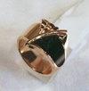Small pic of cufflinks with black jade.